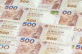 Hong Kong dollars background — ストック写真