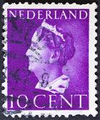 Voormalig Koningin van holland. — Stockfoto