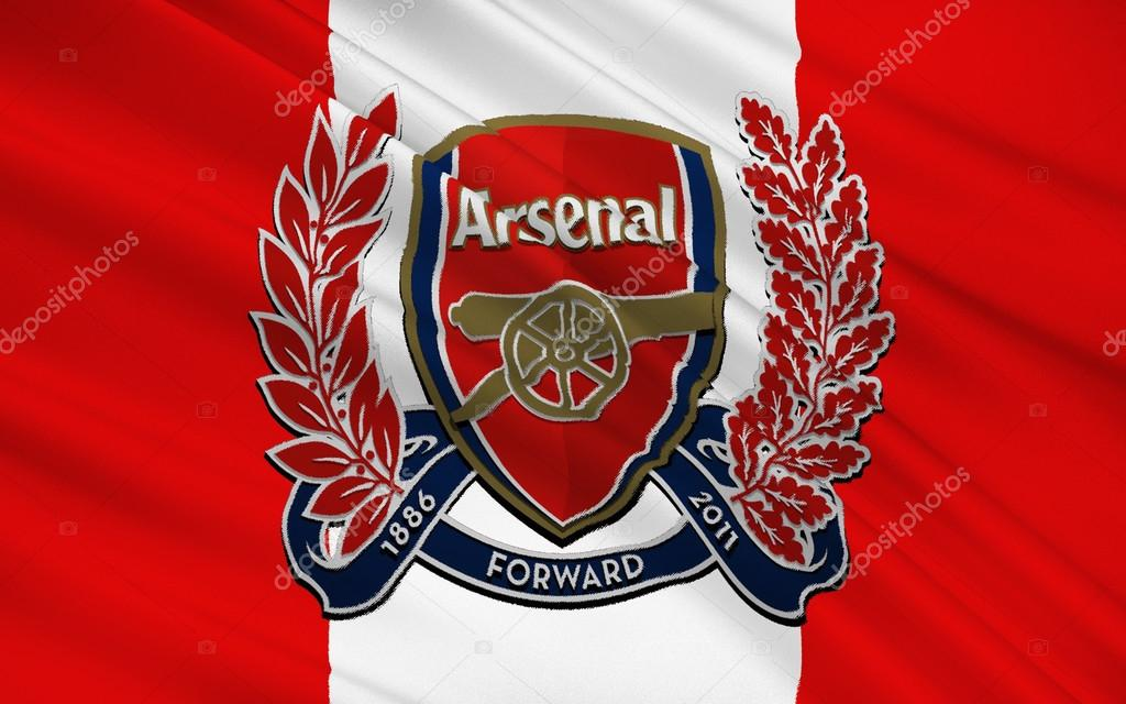 英格兰阿森纳足球俱乐部的标志