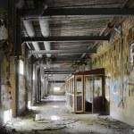 Abandoned factory — Stock Photo #63223965