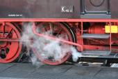 "The steam train ""Molli"" — Stock Photo"