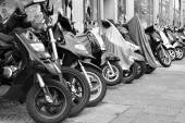Scooter Berlin — Stok fotoğraf