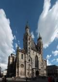 Katedra św — Zdjęcie stockowe