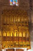 Mallorca gothic catedral Le Seu — Stock Photo