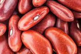 Extreme Closeup Texture of Red Beans — Stock Photo