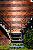 Symmetrical Staircases — Stock Photo
