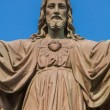 Outdoor Statue of Jesus — Stockfoto #54347717