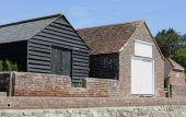 Lador i Bosham. Sussex. England — Stockfoto