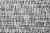 Textile texture of rough gray fabric — Stock Photo