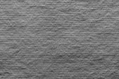 Texture wadded fabric of gray color — Stock Photo