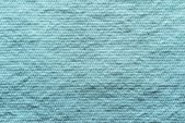 Texture wadded fabric of indigo color — Stock Photo