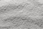 Texture quilted batting of gray color — Stock Photo