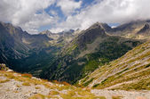 High Tatra Mountains in Slovakia — Stock Photo