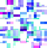Abstract background consisting of rectangles — ストックベクタ