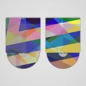 Vektorové cd obal pro váš design — Stock vektor