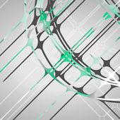 Abstract circles background — Vector de stock