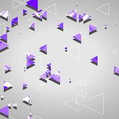 Formes géométriques abstraites — Vecteur