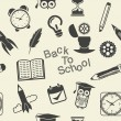 Back to School pattern — Stock Vector #58697667
