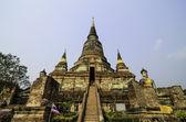 Gids voor Phra Nakhon Si Ayutthaya. — Stockfoto