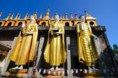 The pagoda Buddha sukhothai Thailand. — Stockfoto