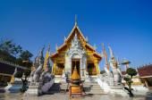 La pagode Bouddha sukhothai Thaïlande. — Photo
