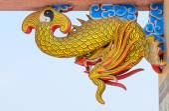 Chinese dragon — Stock Photo