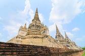 Ayutthaya Tarih Parkı, Tayland — Stok fotoğraf