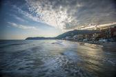 Stormy sea — Стоковое фото