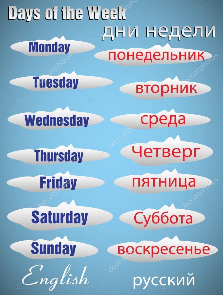 Праздник по английски произношение