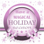 Постер, плакат: Have a magical holiday season