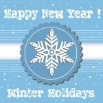 Happy New Year — Stock Vector #60616173