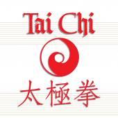 Tai Chi symbol — Stock Vector