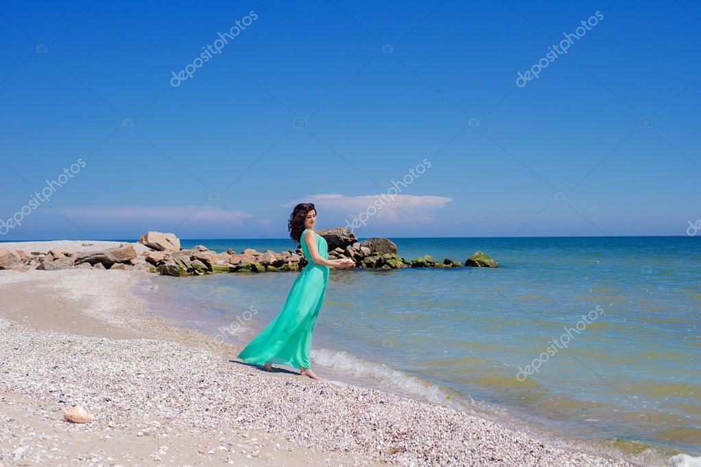 Summer beach dress 2018