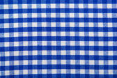 Cotton fabric texture blue — Stock Photo