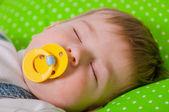 Little baby sleeping — Stock Photo