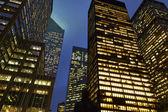 New York office buildings — Stockfoto