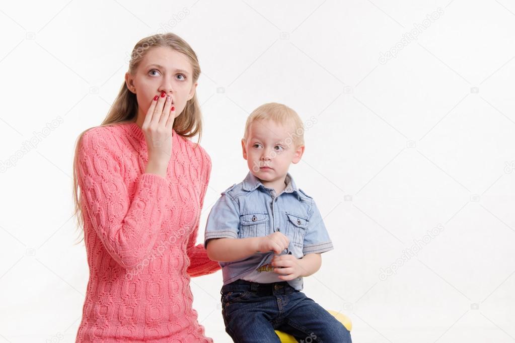 мама тряхнула сына фото