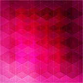 Abstract color geometric background — Stock Vector