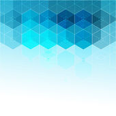Abstract geometric background with color triangle — Cтоковый вектор