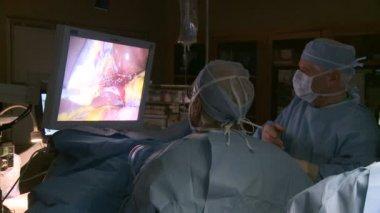 Chirurgiens, opération — Vidéo