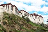 Potala palace in Lhasa — Stock Photo