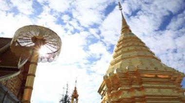 Phra That Doi Suthep — Stock Video