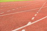 Стадион гоночных трасс — Стоковое фото