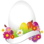Easter bachground — Stock Vector