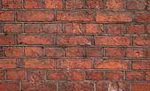 Eski tuğla duvar dokusu — Stok fotoğraf