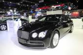 BANGKOK - November 28: Bentley The New Flying Spur car on displa — Stock Photo