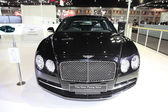 BANGKOK - November 28: Bentley The New Flying Spur car on displa — Stock Photo