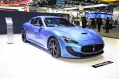 BANGKOK - November 28: Maserati car on display at The Motor Expo — Foto de Stock