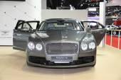 BANGKOK - MARCH 24: Bentley Flying Spur V8 car on display at The — Stock Photo