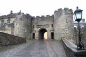 Stirling castle Stirling Scotland — Stok fotoğraf